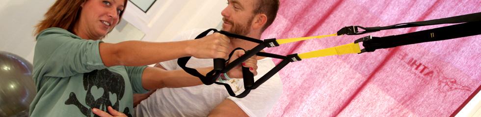 Allenamento TRX Suspension Training | Il-PersonalTrainer.it